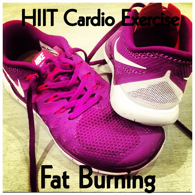 20 Minute Fat Burning HIIT Cardio Exercise