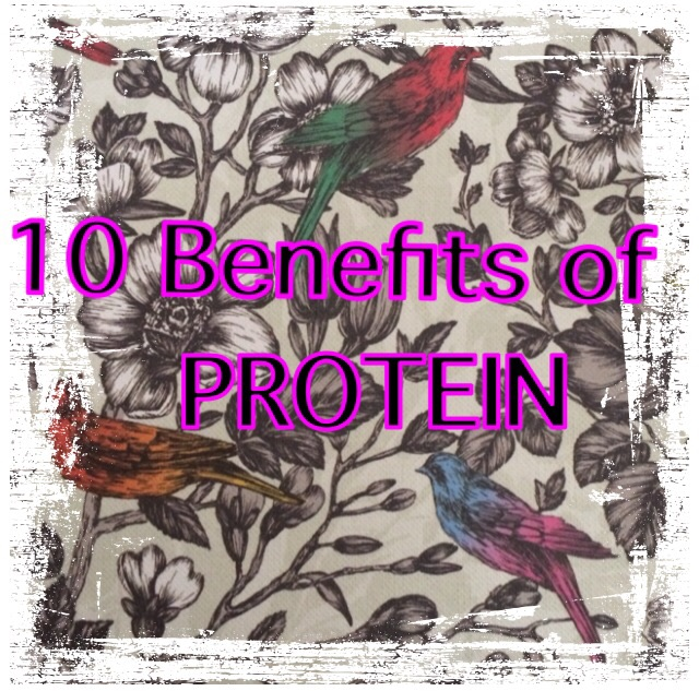 10 Reasons Why Protein is Beneficial to Your Body