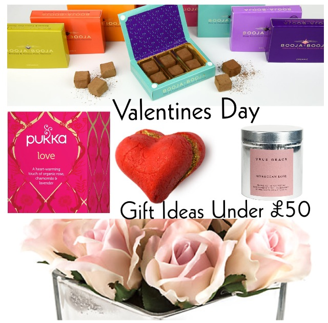 Valentines Gift Ideas Under £50