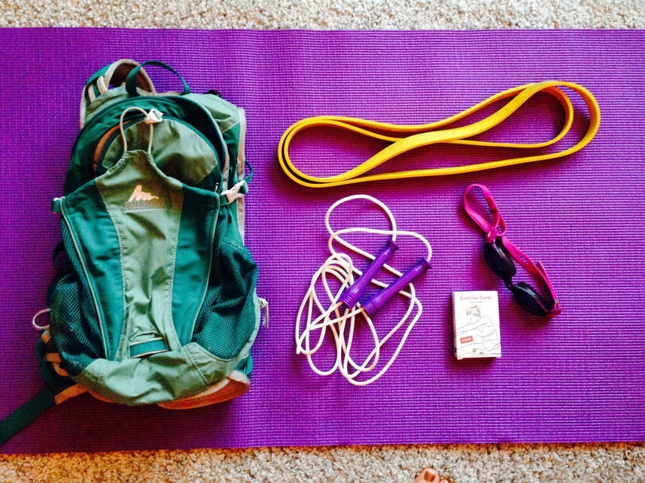Top 5 pieces of portable fitness equipment