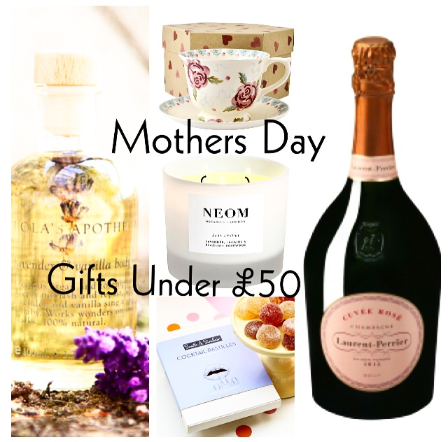 Mothers Day Gifts Under £50