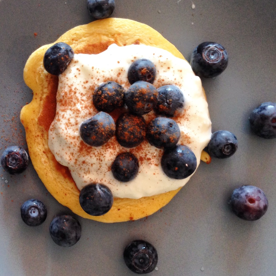 Clean and Lean Pancakes