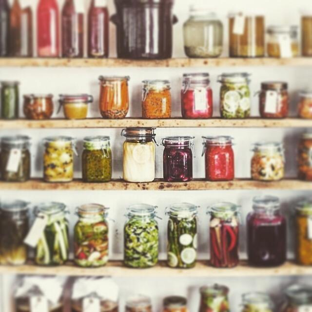 Kitchen Cupboard EssentialsList