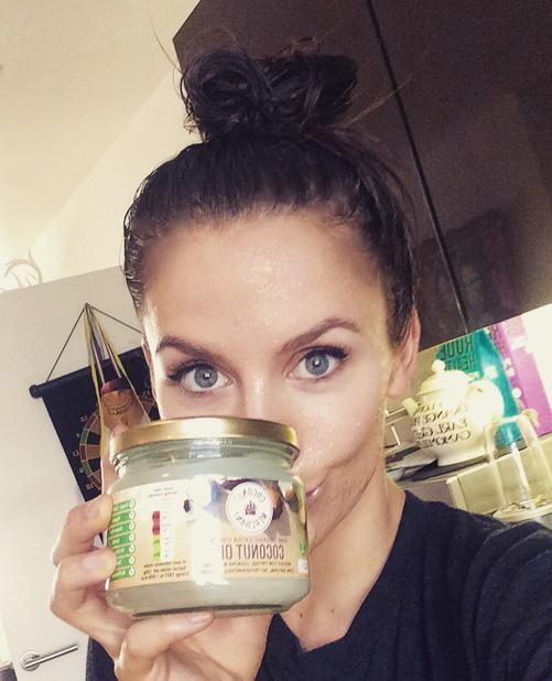 Natural Homemade Hair and FaceMask
