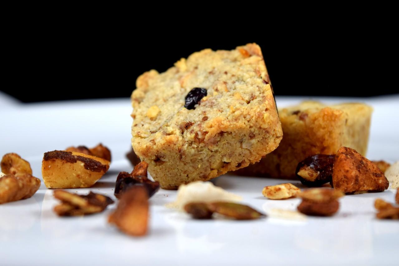 Guest Recipe: Grain Free GranolaBiscuits