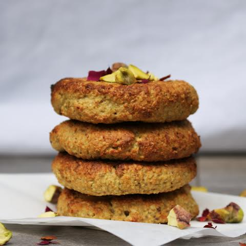 Guest Recipe: 'Lemon and Pistachio Cookies' By Maxine Ali