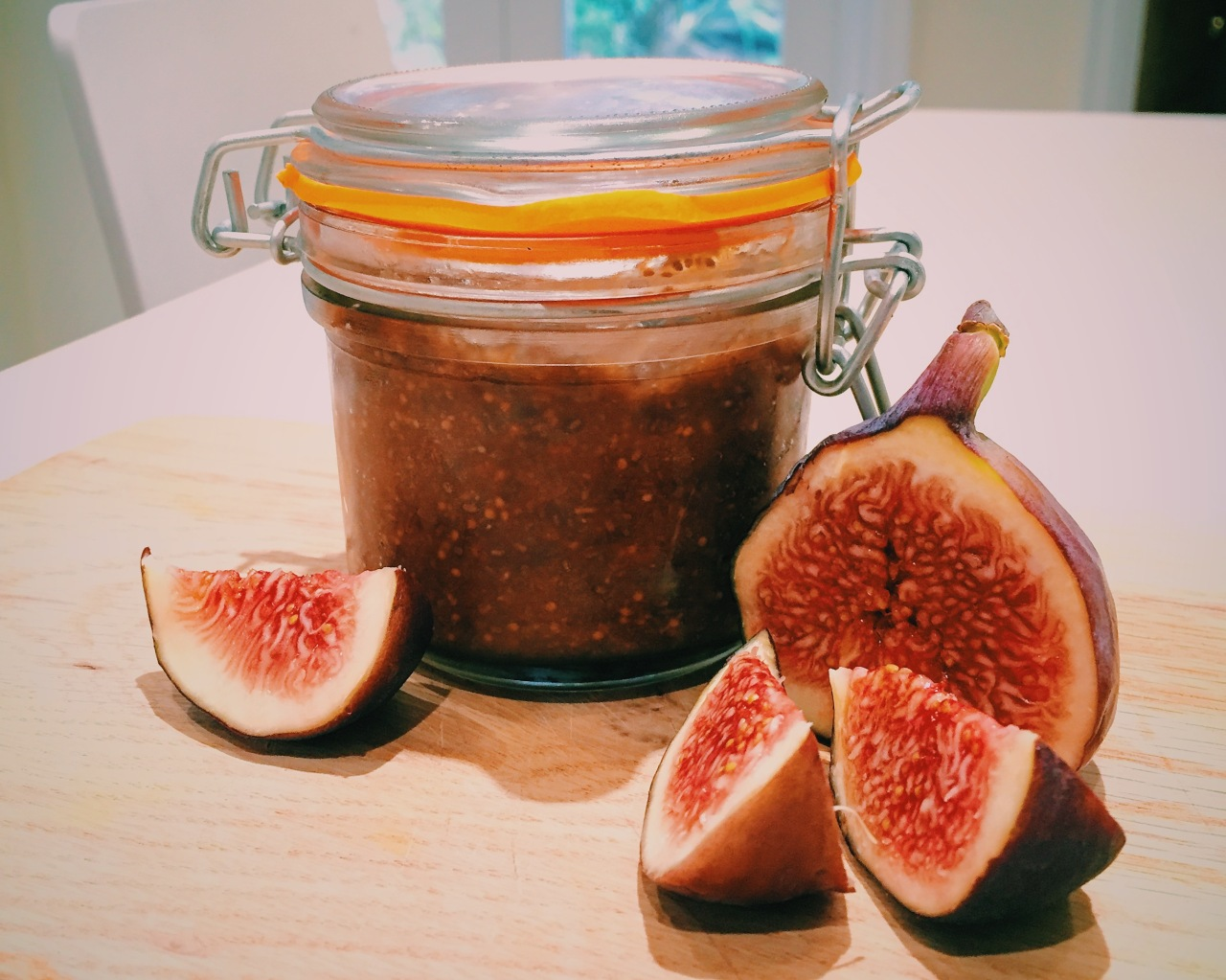 Easy Homemade Fig Jam